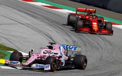 Ferrari, chiesti chiarimenti su caso Racing Point