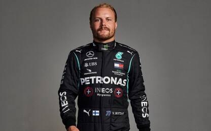 La Mercedes conferma Bottas: rinnovo per il 2021