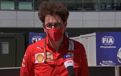 """Binotto: """"Ferrari migliorata e più consistente"""""""