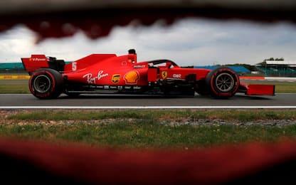 Motore Ferrari, cosa cambia a Silverstone. VIDEO