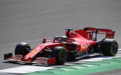 Ferrari, Vettel eliminato al Q2: partirà 11°