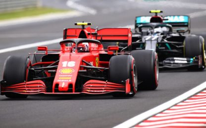 Ferrari, in attesa di un segnale: GP alle 15.10