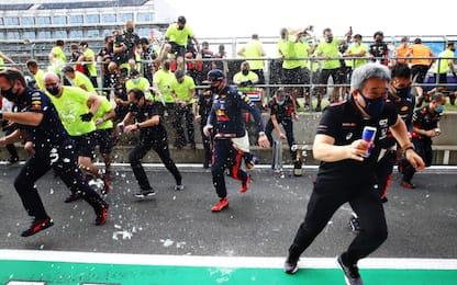 """Verstappen: """"Non voglio gestire ma attaccare"""""""