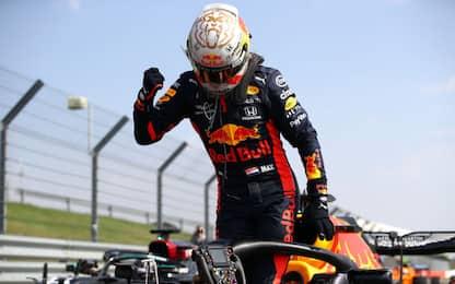 Silverstone, vince Verstappen. Leclerc 4°