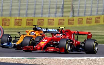 Ferrari in ripresa: l'analisi tecnica della gara