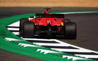 Ferrari, nuovo telaio per Vettel al Montmeló