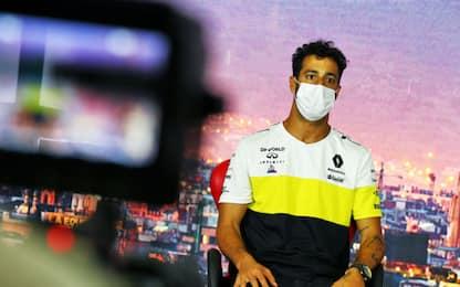 """Ricciardo: """"Vettel non è uno che scappa"""""""
