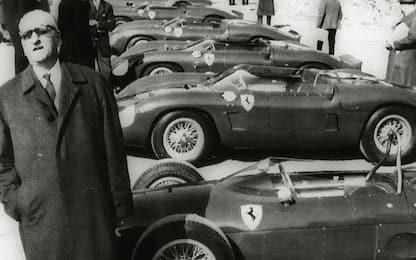 Enzo Ferrari, il mito a 32 anni dalla morte