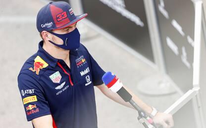 "Verstappen: ""Manca qualcosa rispetto a Mercedes"""