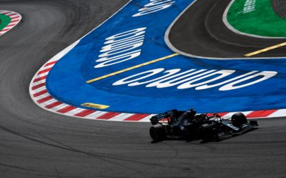 Libere a Bottas e Hamilton, Leclerc 6° nelle FP2