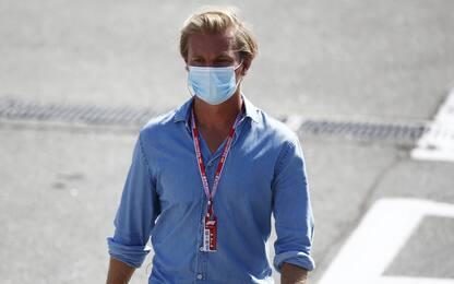 """Rosberg a Sky: """"Battere Hamilton? Con la testa"""""""