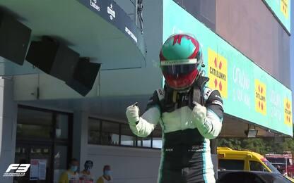 F3, vince Hughes. Nannini in pole per Gara-2