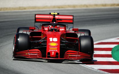 Ferrari, manca velocità a Barcellona: l'analisi