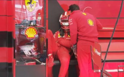 Ferrari, è dura ma serve una risposta
