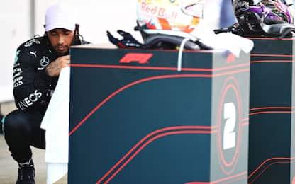 """Hamilton: """"Incredibile, incantato dalla Mercedes"""""""
