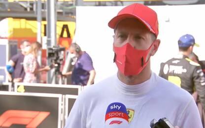"""Vettel: """"Problemi? Il mio parere conta poco..."""""""