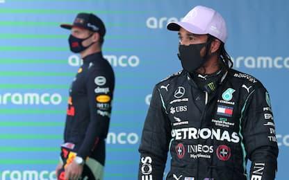 Super Verstappen, è lui il vero anti-Hamilton