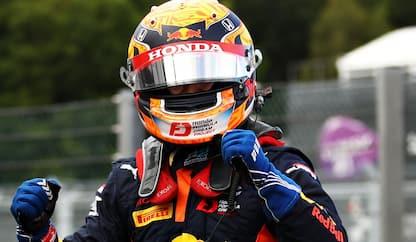 Tsunoda in pole a Sochi. 3° Mick Schumacher