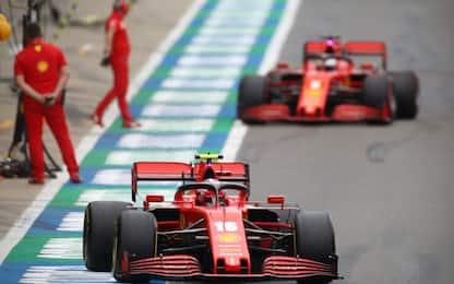 Libere a Bottas e Verstappen. Ferrari indietro