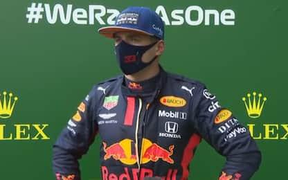 """Verstappen: """"Non potevo fare molto di più"""""""