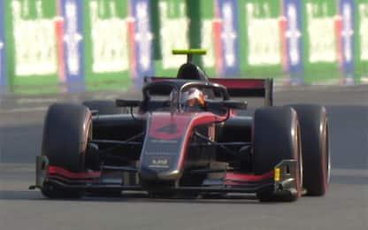 Formula 2: pole per Ilott a Monza. 3° Ghiotto