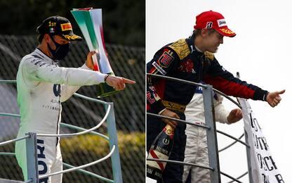 Alpha Tauri, trionfo a Monza 12 anni dopo Seb