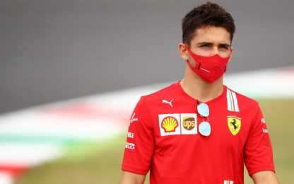 """Leclerc: """"Vogliamo dare presto una svolta"""""""