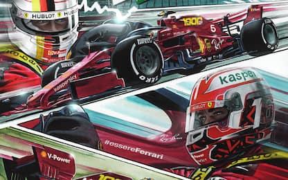 Mille GP Ferrari, futuro Vettel: temi del Mugello