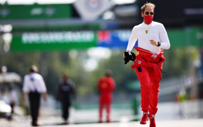 Vettel ha deciso: pilota Aston Martin nel 2021