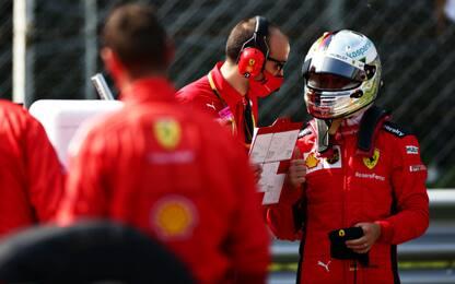 Vettel, futuro deciso e un presente da onorare