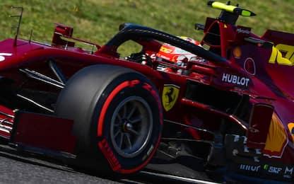 Ferrari, al Mugello una SF1000 più bilanciata