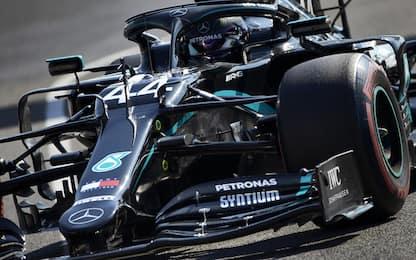 Il Mugello è di Hamilton: 90^ vittoria. Leclerc 8°