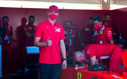 Schumi Jr, Alfa o Haas: ipotesi del mercato piloti