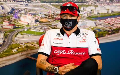 """Raikkonen: """"Eguaglio Barrichello? Non m'interessa"""""""