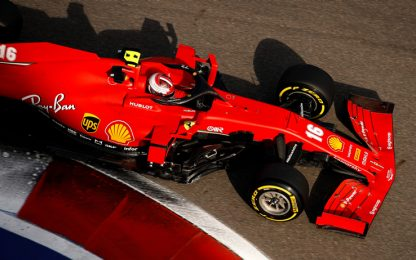 Ferrari, sviluppi sulle due ali: l'analisi