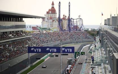 GP Russia, gli orari delle repliche su Sky