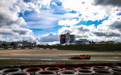 Il meteo al Nurburgring per il GP di domenica