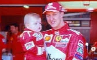 Formula 1, quante somiglianze tra Mick Schumacher e il padre Michael. FOTO  | Sky Sport