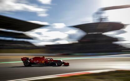 GP Eifel, riscossa Ferrari: Leclerc ci prova