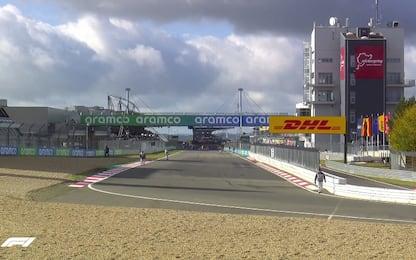 Nurburgring, il GP inizia alle 14.10