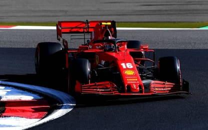 GP Eifel, pole Bottas. Leclerc, luce Ferrari: è 4°