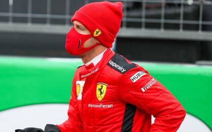 """Vettel: """"Imola circuito che non perdona errori"""""""