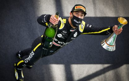 """Ricciardo: """"Tatuaggio Cyril? Ci penso in aereo"""""""