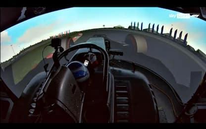 Così è il Nurburgring: giro al simulatore. VIDEO