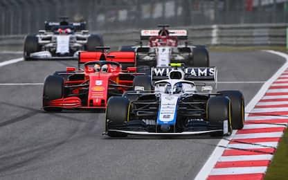 Una Ferrari spenta nel giorno di Hamilton
