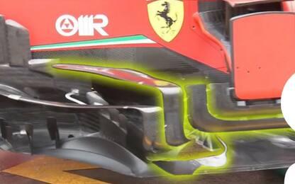 Ferrari, passo dopo passo: le novità a Portimao