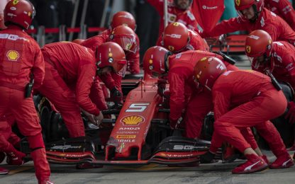 Ferrari, in Portogallo arriva nuovo diffusore