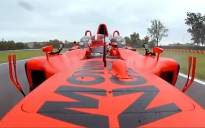 Team Sky Sport: in tre sulla Ferrari con Leclerc