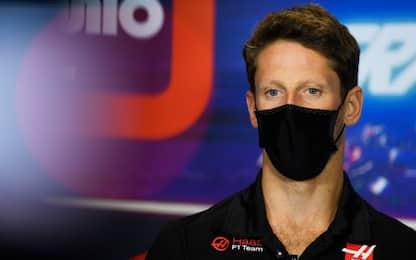 """Grosjean: """"Sorpreso dalla scelta della Haas"""""""