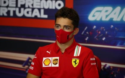 """Leclerc: """"Portimao difficile, ma non vedo l'ora"""""""